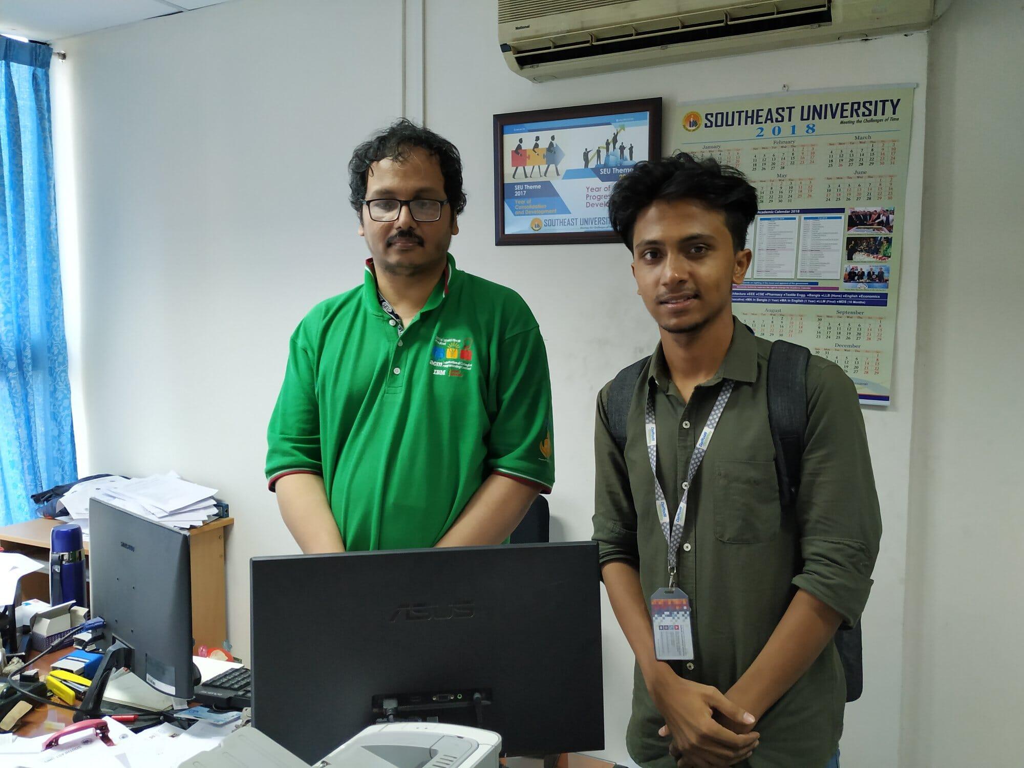 2018 ICPC Dhaka Regional Campaign